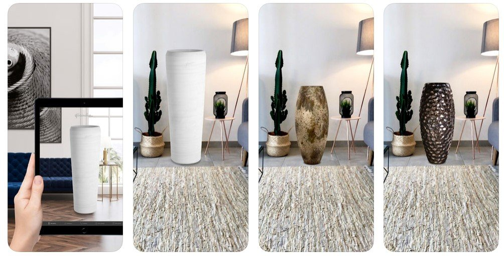THE AUGMENTED REALITY IN CERAMICS
